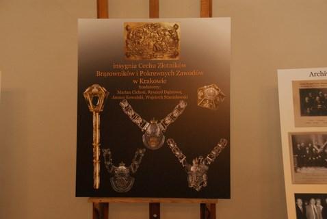 Mini-muzeum Złotnictwa w kaplicy Św. Eligiusza Biskupa